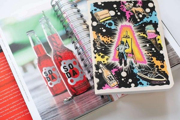 HOW 2019 sketchbooks2