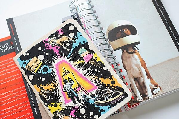 HOW 2019 sketchbooks4