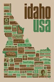 Idaho poster